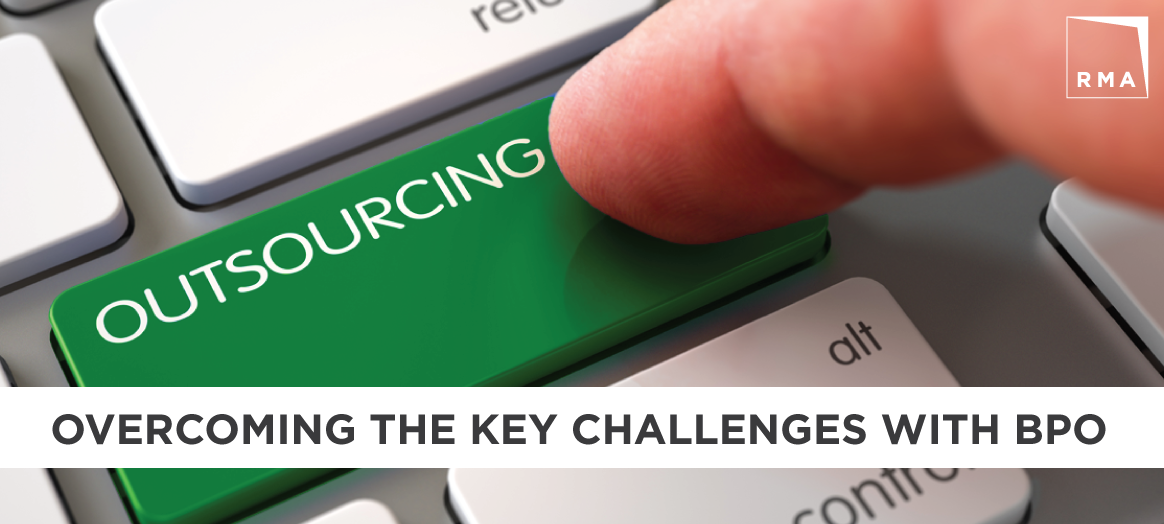 Overcoming Key Challenges with Business Process Outsourcing blog banner